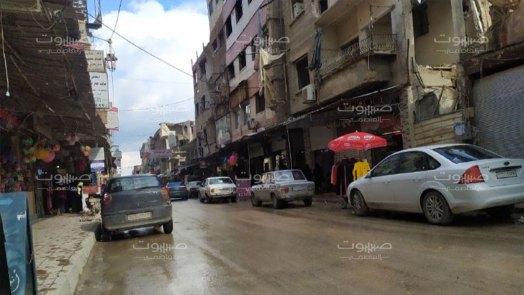 أمن الدولة يُداهم الأسواق التجارية في دوما ويعتقل 11 شاب