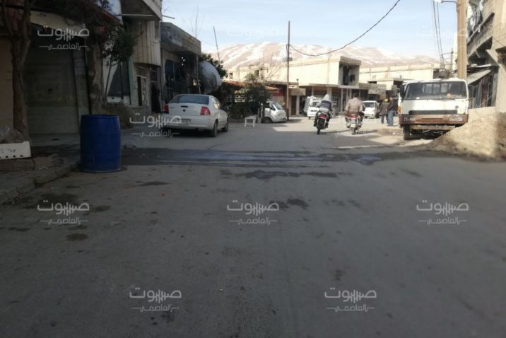 اعتقالات تطال 7 شبان من أبناء قرية دير قانون في وادي بردى