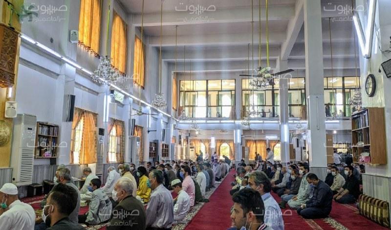 """الأوقاف تُعلّق صلاة العيد """"جماعة"""" في المساجد"""