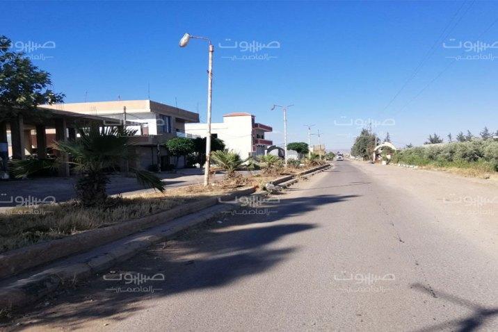 النظام يعتقل نجل أبرز أعضاء لجنة المصالحة في كناكر بريف دمشق