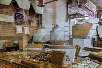 بالصور أسواق دمشق خالية من الذهب، وارتفاع متواصل بأسعاره