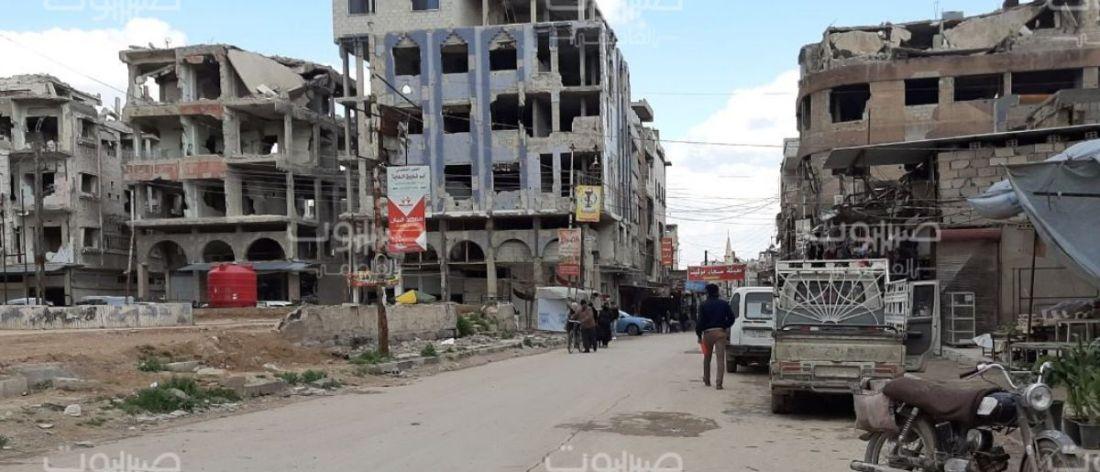 بهدف التجنيد الإجباري.. استخبارات النظام تواصل اعتقالاتها في دوما