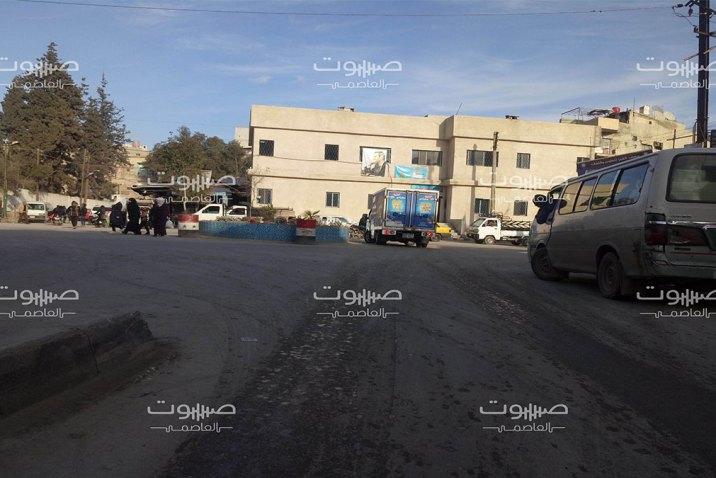 جنوب دمشق: 400 مطلوب للخدمة العسكرية، والأمن العسكري يُطلق حملة اعتقالات واسعة