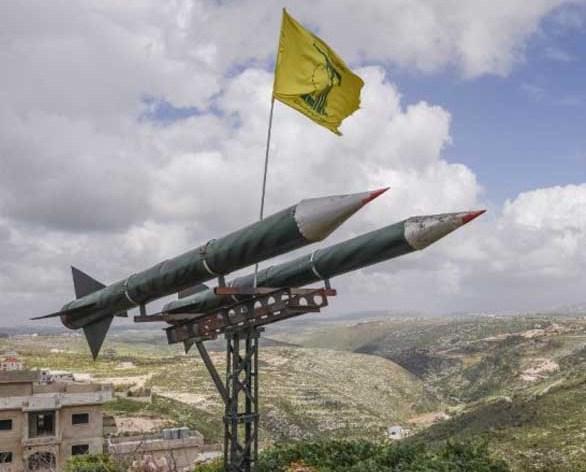 تقرير: منصات صواريخ حزب الله في لبنان بجوار المستشفيات والمدارس