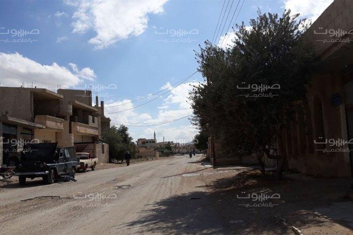 الحادي عشر من أبناء الرحيبة.. النظام يُفرج عن أحد معتقلي سجن عدرا المركزي