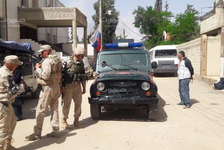 انقطاع الاتصال بين عناصر جنوب دمشق المقاتلين في ليبيا وذويهم
