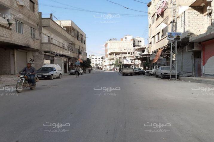 60 إصابة جديدة بفيروس كورونا في الغوطة الشرقية