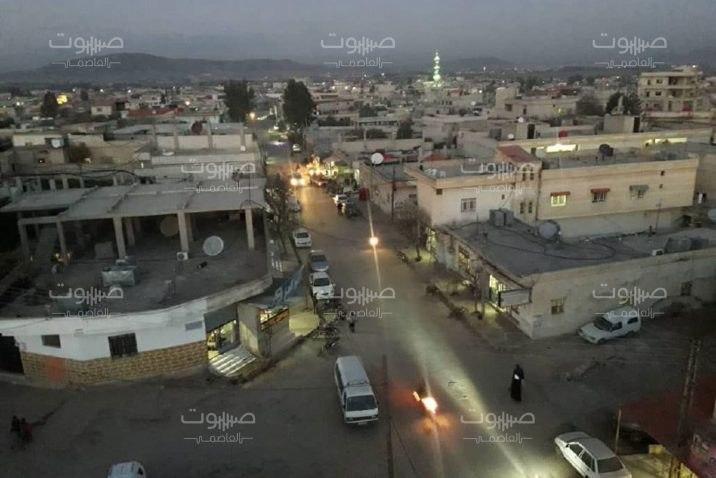 الثانية من نوعها.. محاولة لاغتيال أبرز عملاء الأمن العسكري في زاكية بريف دمشق