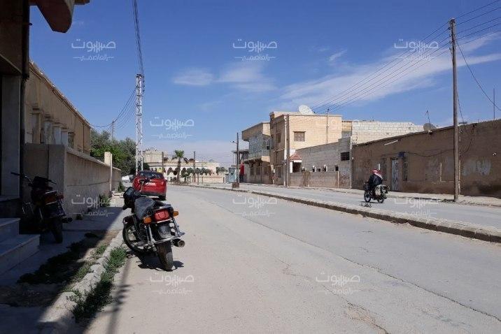 النظام يُفرج عن أحد معتقلي مدينة الرحيبة في سجن صيدنايا العسكري