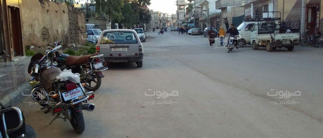 محاولة لاغتيال قيادي في إحدى الميليشيات المحلية ببلدة زاكية في ريف دمشق