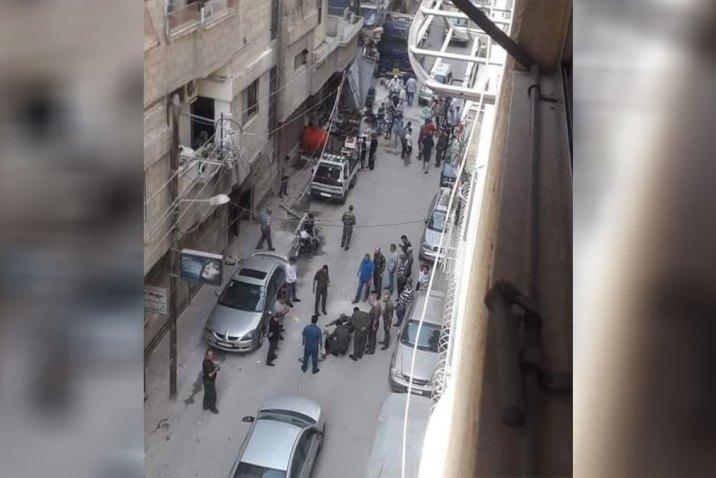 سقطت من مبنى طابقي.. وفاة سيدة في جرمانا بريف دمشق