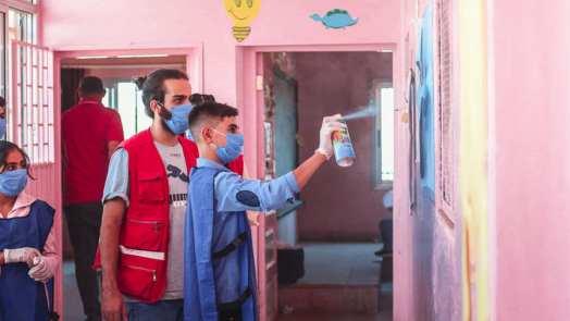 الصحة تسجّل 3 وفيات و33 إصابة جديدة بفيروس كورونا