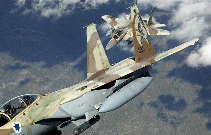 تقرير يستعرض خسائر النظام وإيران بالقصف الإسرائيلي