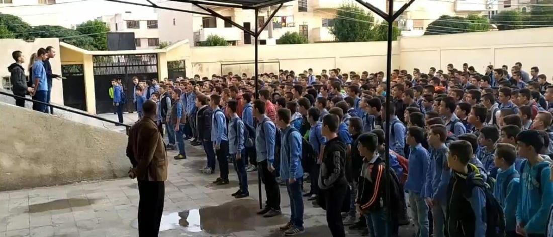 """10 أصابات بفيروس كورونا بين طلاب دمشق وريفها، والأهالي: """"الإجراءات الحكومية وهمية"""""""