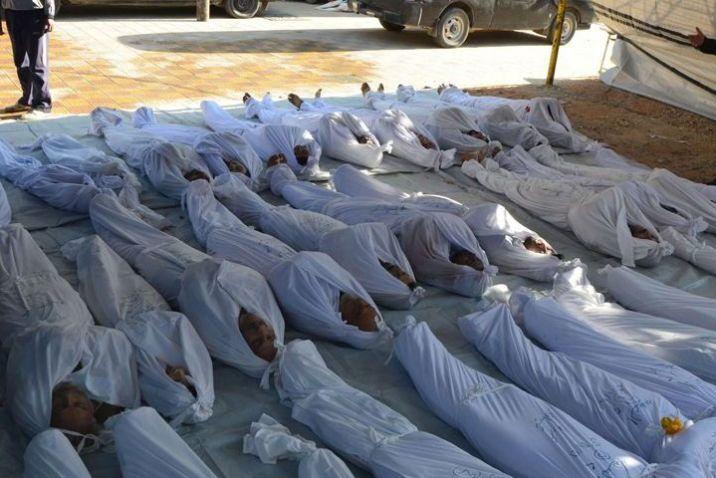 تقرير النظام السوري تحايل على المجتمع الدولي واستمر في إنتاج السلاح الكيماوي