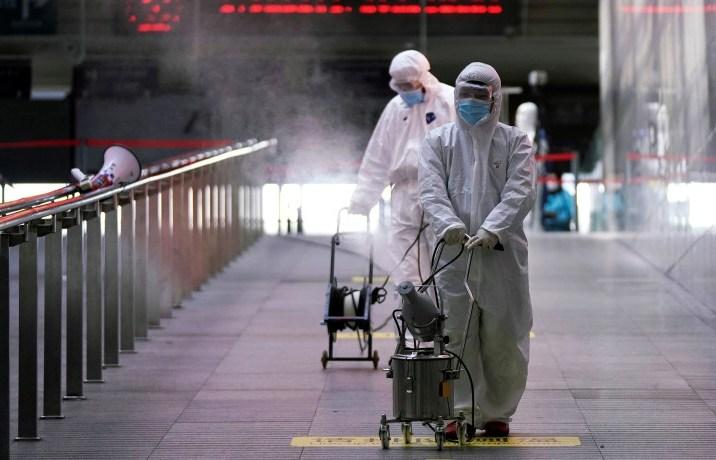 تقرير فيروس كورونا قادر على البقاء نشطاً لـ 28 يوماً