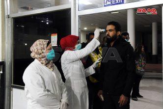 سوريا توقعات بازدياد معدل الإصابات بفيروس كورونا خلال الشهرين القادمين