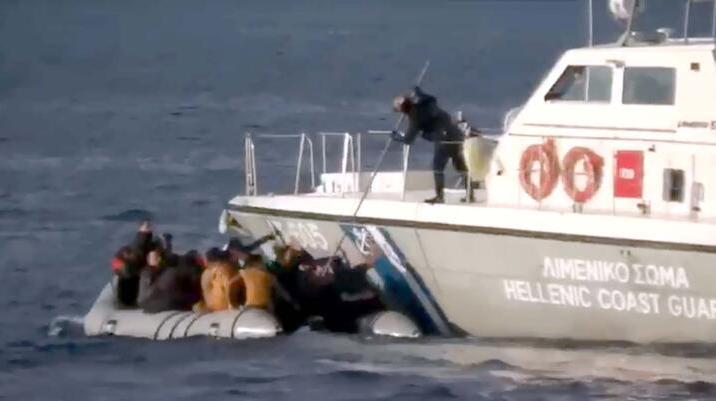 منظمات دولية تطالب بفتح تحقيق حول استخدام اليونان العنف المفرط ضد اللاجئين