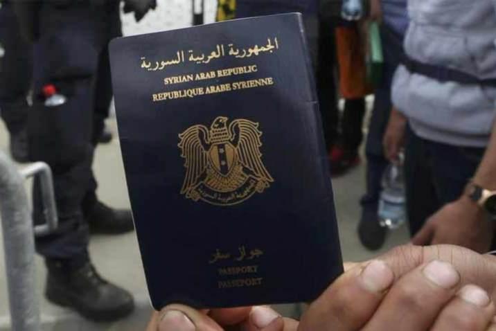الجواز السوري يحتل المرتبة الثالثة قبل الأخيرة على مستوى العالم