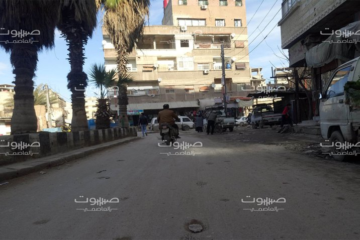 اعتقالات تطال 15 شاباً من أبناء جنوب دمشق