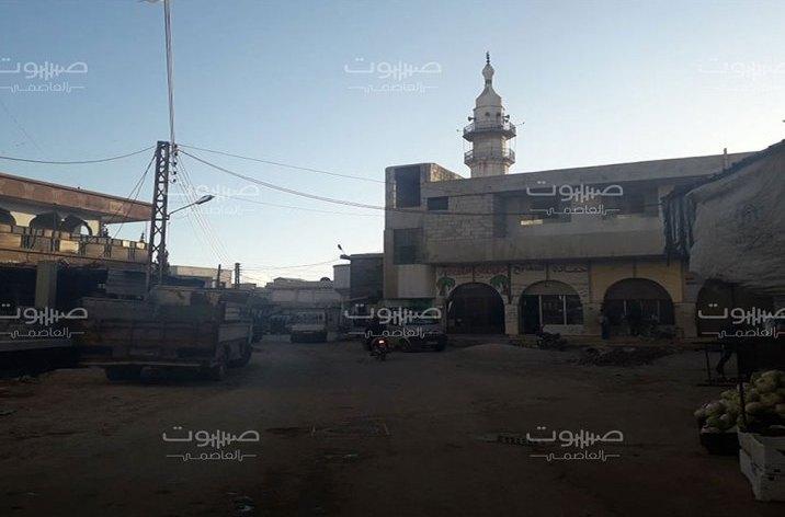 ريف دمشق مقتل أحد مروجي الحبوب المخدرة في كناكر