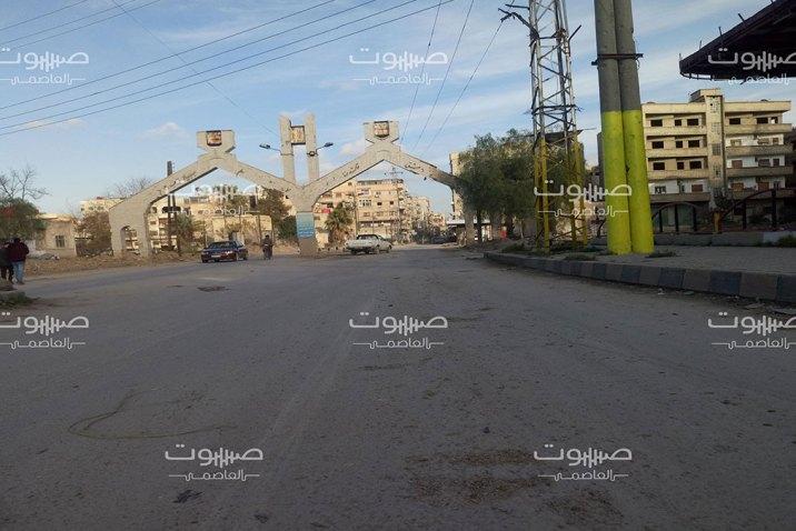 لليوم السابع على التوالي.. انقطاع تام للمياه عن بلدات جنوب دمشق