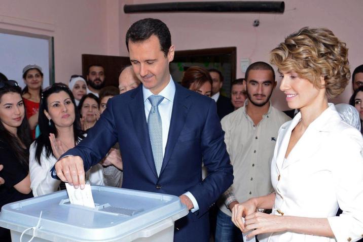 معركة مبكرة وصامتة بين روسيا وأميركا على الانتخابات الرئاسية السورية