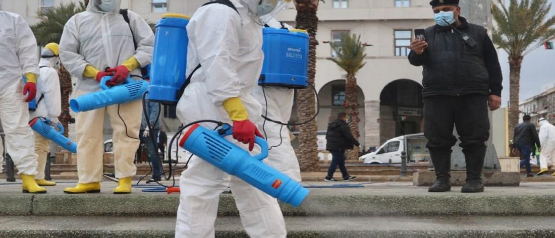 يُقيمان في ليبيا.. وفاة رجل وزوجته من أبناء مدينة التل بريف دمشق