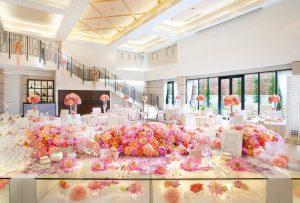 Rainbow Floral Arrangements
