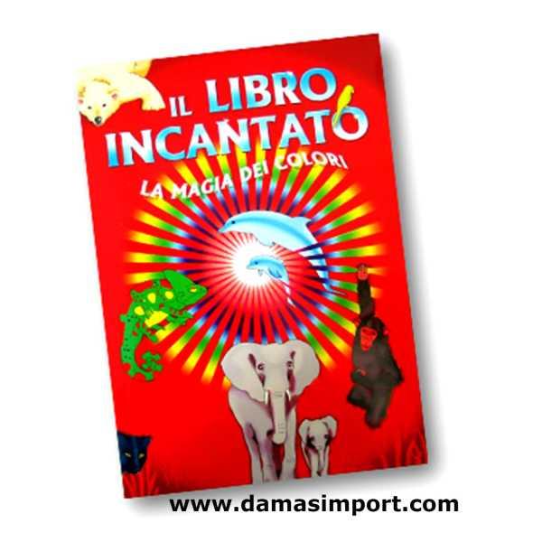 magia-libro-encantado.damasimport.com