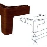 Мебелен крак модел 5021