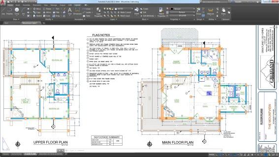 2次元CADのAutoCADLTの解説画像