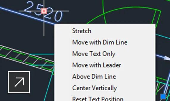 W łatwy sposób zmieniaj kształt elementów, przesuwaj je i wykonuj operacje na geometrii, korzystając z edycji za pomocą uchwytów.