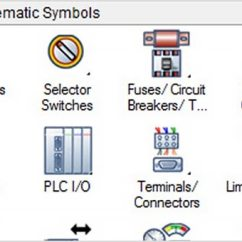 Wiring Diagram Standards Porsche 964 Turbo Autocad Electrical Toolset Design Software Schematic Symbol Libraries