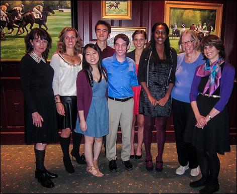 NSPP with Virginia McIrney, OMorgan, Susan HIldreth, Margo Lion