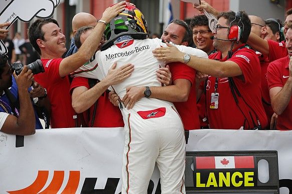 F3 Stroll Destroys Opposition In Imola Finale Racer