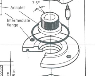 Damcos / Danfoss BRC 002-A1 Hydraulic Double-Acting