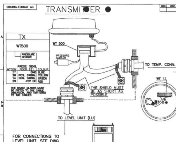 Saab Marine Tank Radar Transmitter Electronic Box