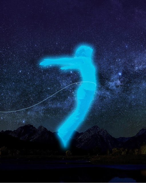 voyage astral et corde d'argent