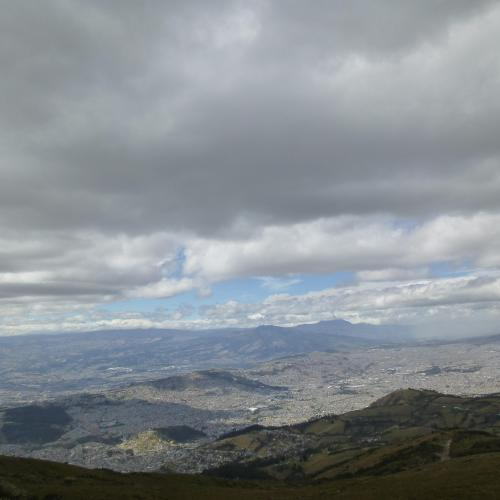 Weekends Outside of Quito: Hiking The Teleférico