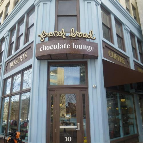 Asheville, NC: The French Broad Chocolate Lounge