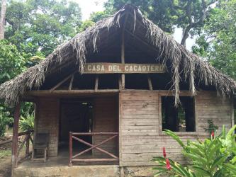 Baracoa Sendero Del Cacao Casa del Cacaotero