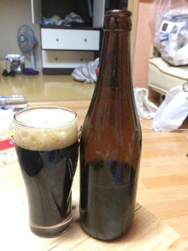 Craft Micro-Brewed Beer from rural Yeongwol, South Korea