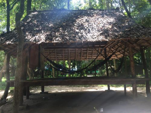Covered Canopies at Phnom Tamao Wildlife Center