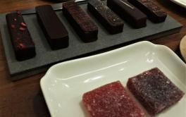 Le Ruban Chocolat Taipei pate de fruits and chocolates