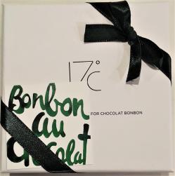 17 dossi chocolate truffles hongdae box ribbon closed