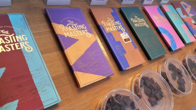 roasting masters seoul hongdae craft bean to bar chocolate