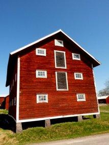 Old Barn April 24