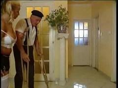 Ošetřovatelka a důchodce