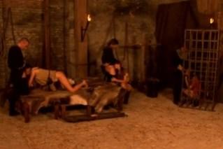 Orgie ve středověkém vězení